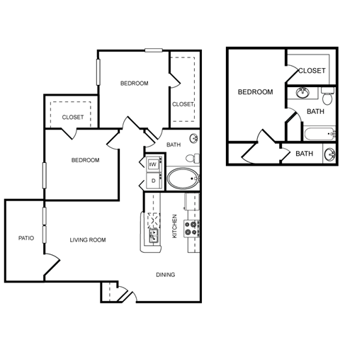 EDINBURGH ALT Floor Plan 6