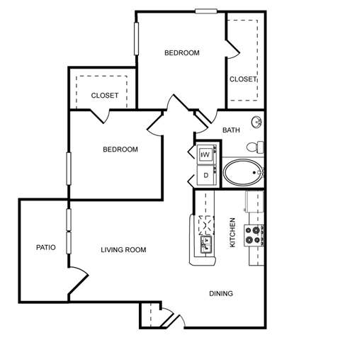 EDINBURGH Floor Plan 3