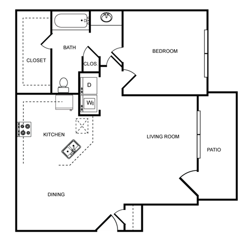 WESTCHESTER Floor Plan 2