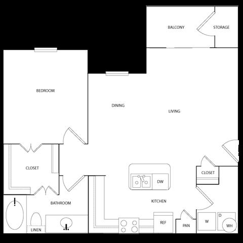 CAVALLER Floor Plan 3