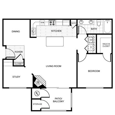 THE CONTESTOGA Floor Plan 6