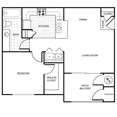 THE SAGUARO Floor Plan 2