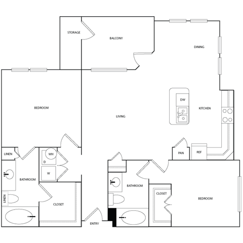 CASITA Floor Plan 9