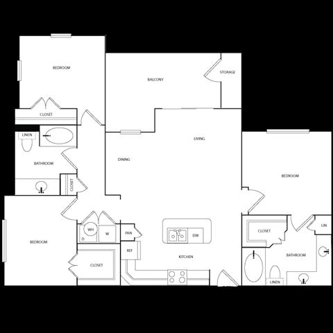 CONQUISTADOR Floor Plan 13