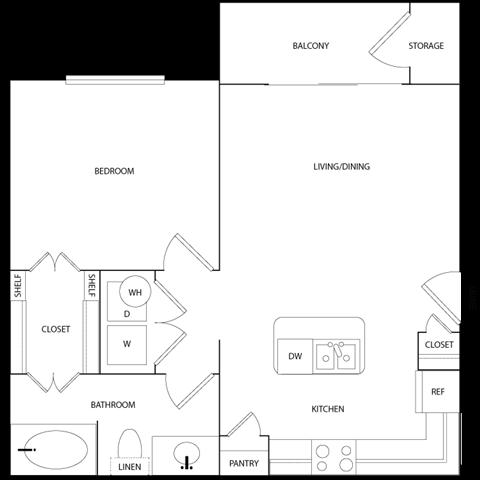 ESQUELA Floor Plan 1