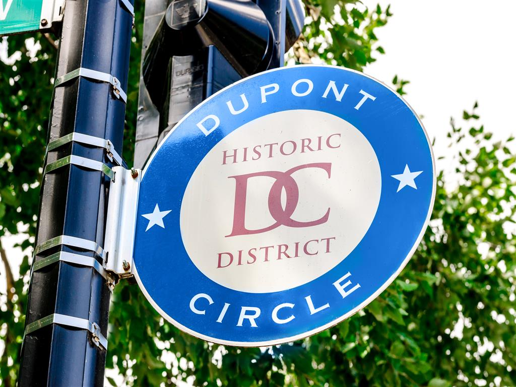 Historic-Dupont-Circle-Sign