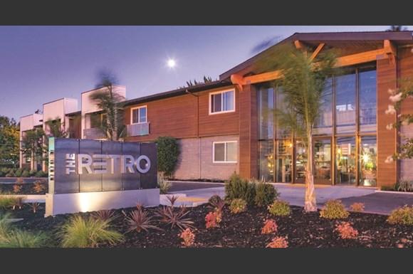 The Retro Apartments 2500 Fair Oaks Blvd Sacramento Ca Rentcafe