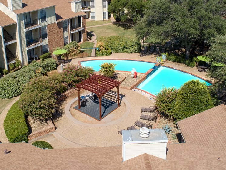 Country Club Villas in Abilene TX