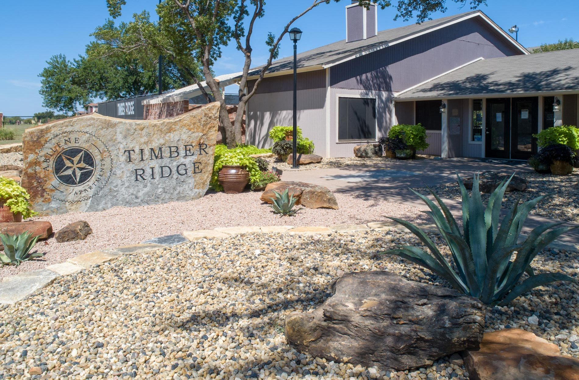 Welcome to Timber Ridge Apartments in Abilene, TX