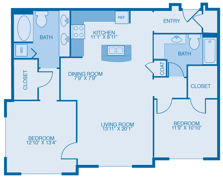 Bennington Floor Plan 9