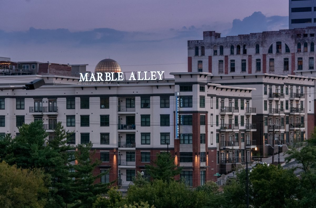 Downtown Knoxville Apartments | Marble Alley Lofts | Now ...