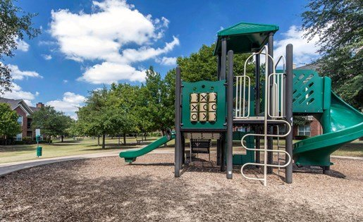 The Lincoln at Towne Square Apartments in Plano, TX Playground