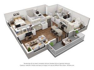 2bedroom2bath