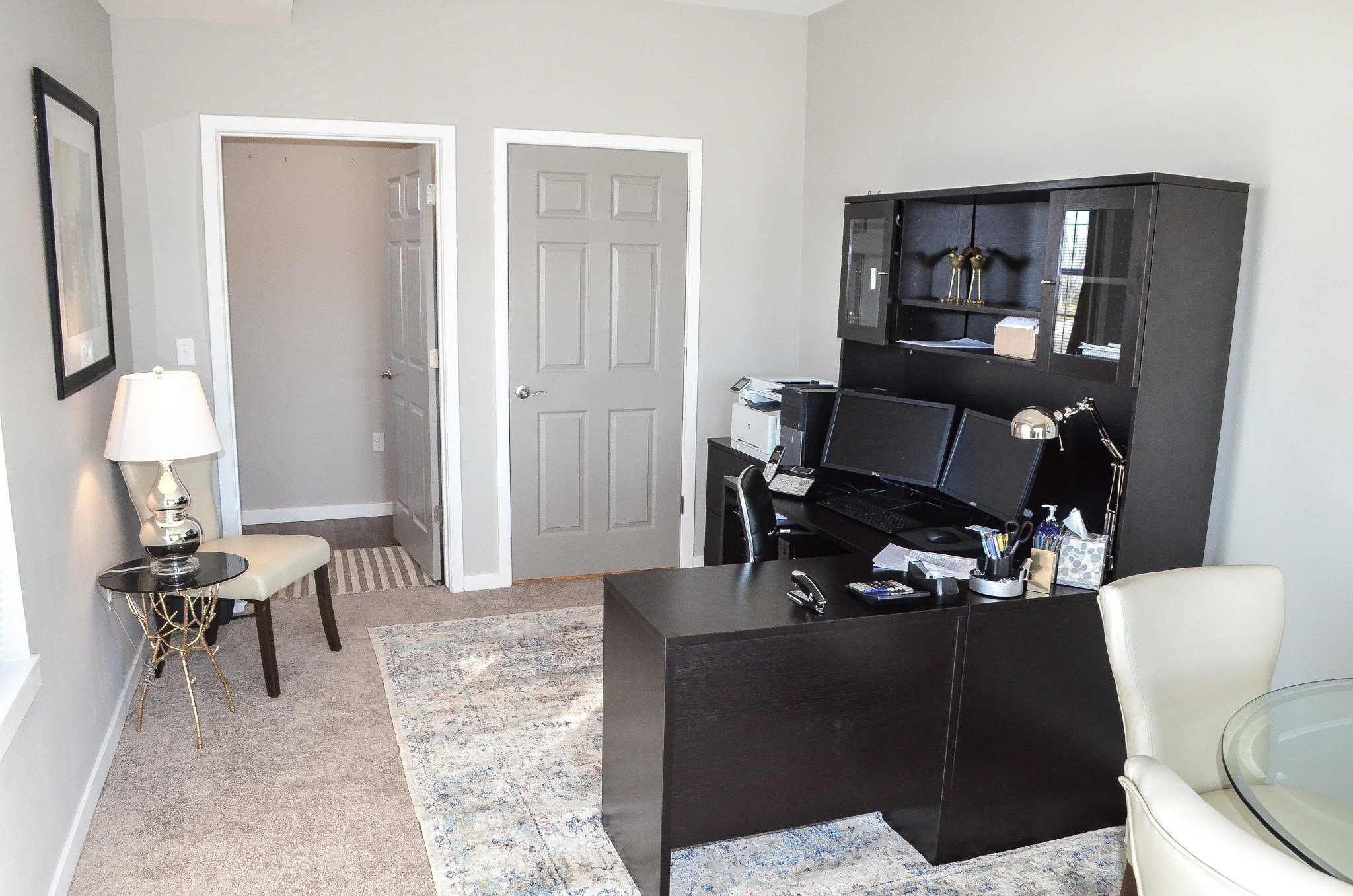Bedroom Office at Black Feather Apartments in Castle Rock, CO