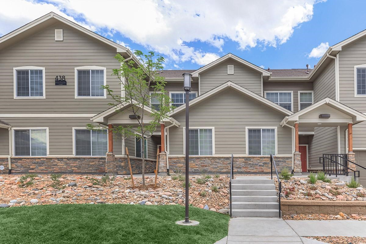 Exterior at Black Feather Apartments in Castle Rock, CO