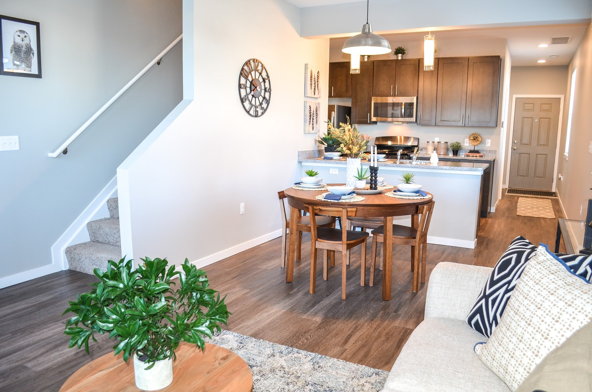 Open Floor Plans at Black Feather Apartments in Castle Rock, CO