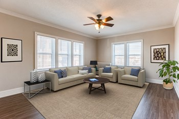 3325 Nicollet Ave. S. 1-2 Beds Apartment for Rent Photo Gallery 1