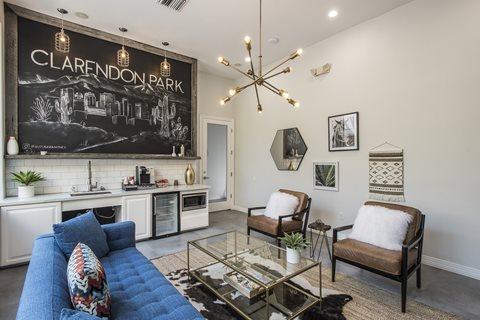 midtown phoenix apartment rentals clarendon park apartments