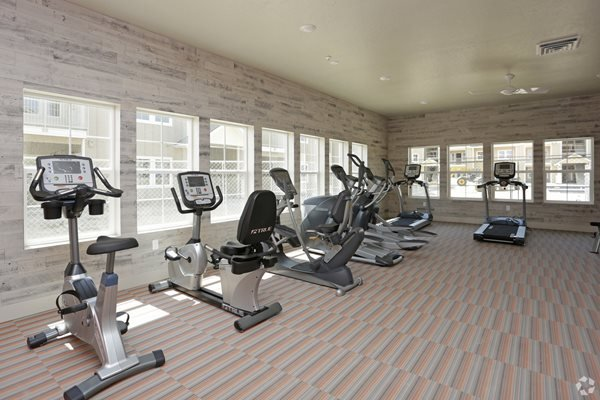 Fitness Center at Prelude at Paramount