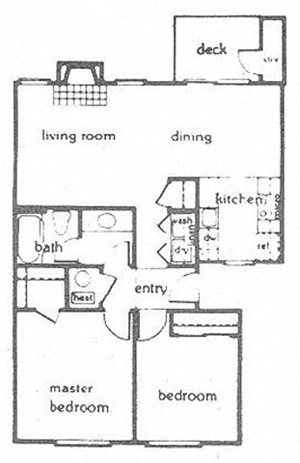 Monterey Village Apartments 10244 Arrow Route Rancho