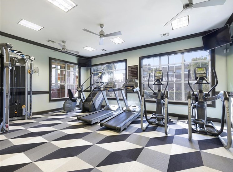 Upgraded 24-hour Fitness Center at Indigo Pointe, 3030 Bardin Road, TX 75052