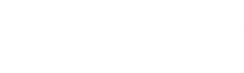 Fairfield Residential Logo at Neo Midtown Apartments in Dallas, TX