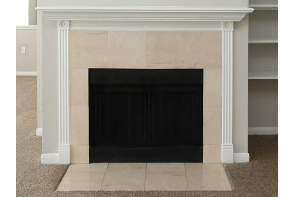 Indoor Fireplace at Neo Midtown, 14151 Noel Rd, Dallas