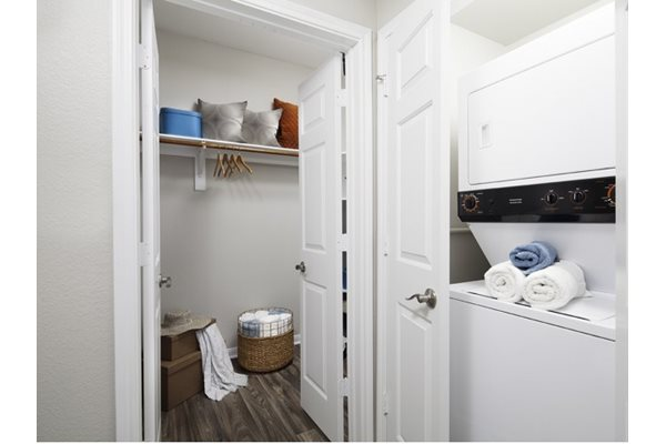 In-Home Washer and Dryer at Neo Midtown, 14151 Noel Rd, Dallas, 75254