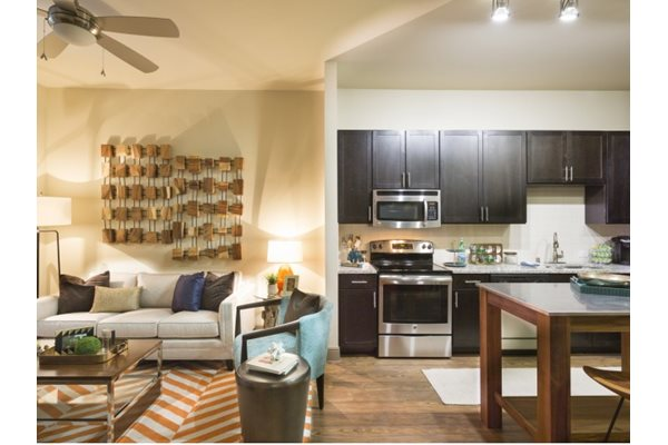 Large Open Floor Plans at Neo Midtown, 14151 Noel Rd, TX 75254