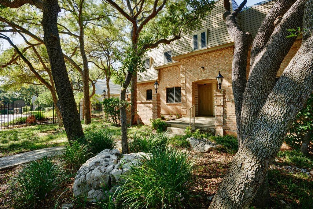 Green Spaces With Mature Trees at Le Montreaux A Concierge Community, Austin, 78759