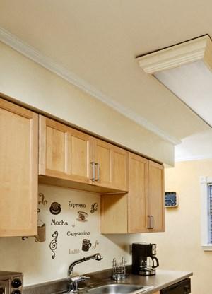 Updated kitchen in Le Montreaux Austin, TX
