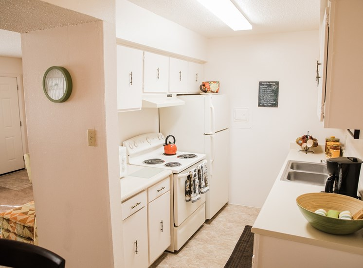 Seperate Kitchen at Cantera Apartments, El Paso, TX 79935