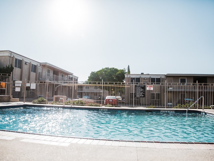 Relaxing Pool at Cantera Apartments, Texas 79935