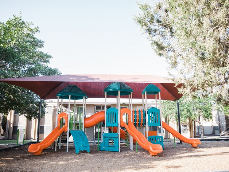 Colorful Playground at Cantera Apartments 1501 Lomaland, Texas