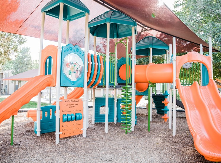 Kid's Playground at Cantera Apartments, El Paso, Texas