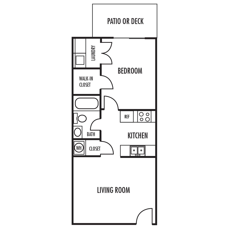 The Cliffs Floor Plan 2