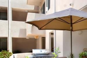 Huge patios and balconies