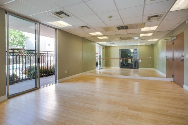 Dance and Yoga Studio