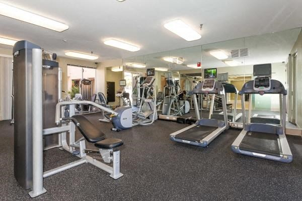 Fitness Center with Aerobics and Weights. Save on Gym Membership