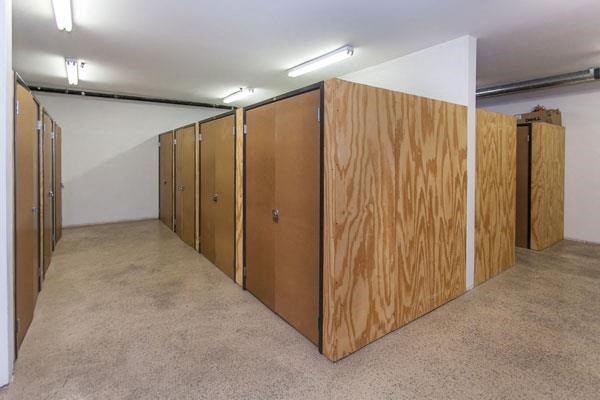 Room Size Storage Lockers