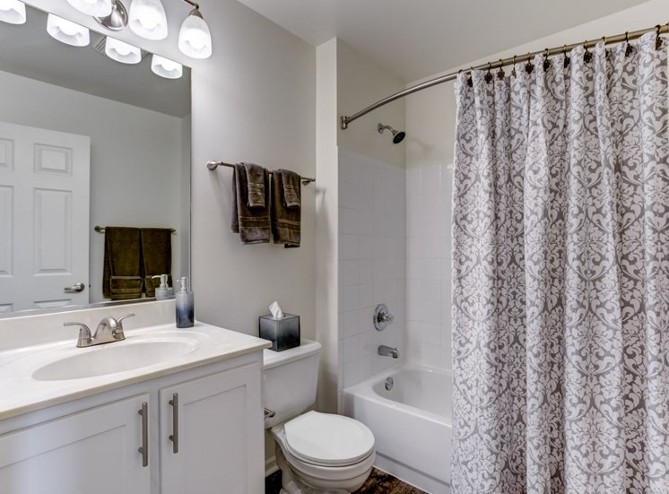 Beautiful Bathroom at The Retreat at Danada Farms, Wheaton, IL, 60189