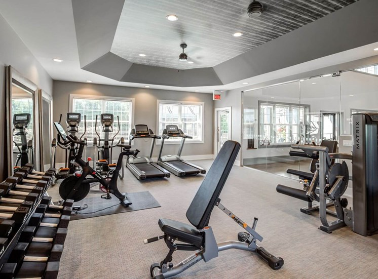 Club Quality Fitness Center at The Retreat at Danada Farms, Illinois