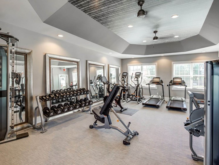 Fitness Space at The Retreat at Danada Farms, Illinois, 60189