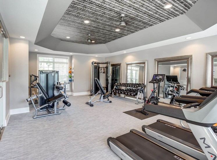 Cardio Equipment at The Retreat at Danada Farms, Wheaton, IL, 60189
