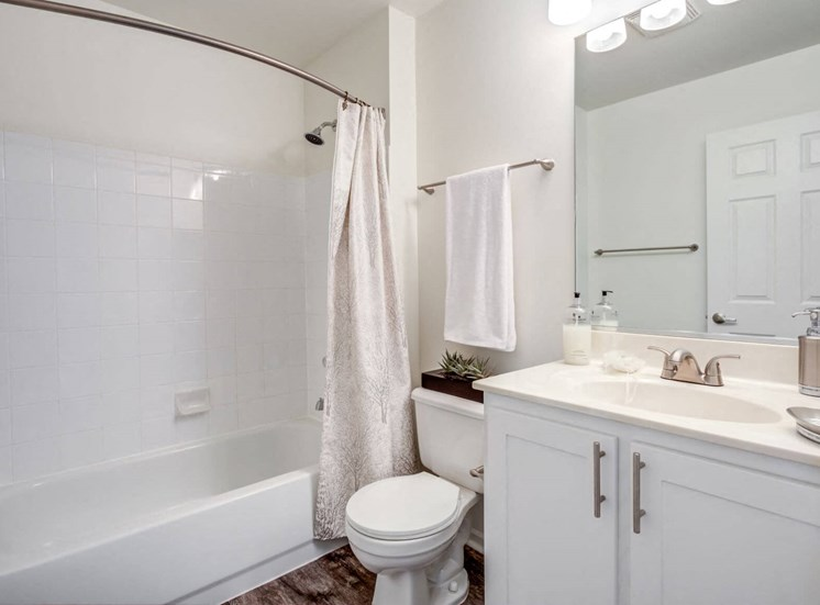Spacious Bathrooms at The Retreat at Danada Farms, Wheaton, IL