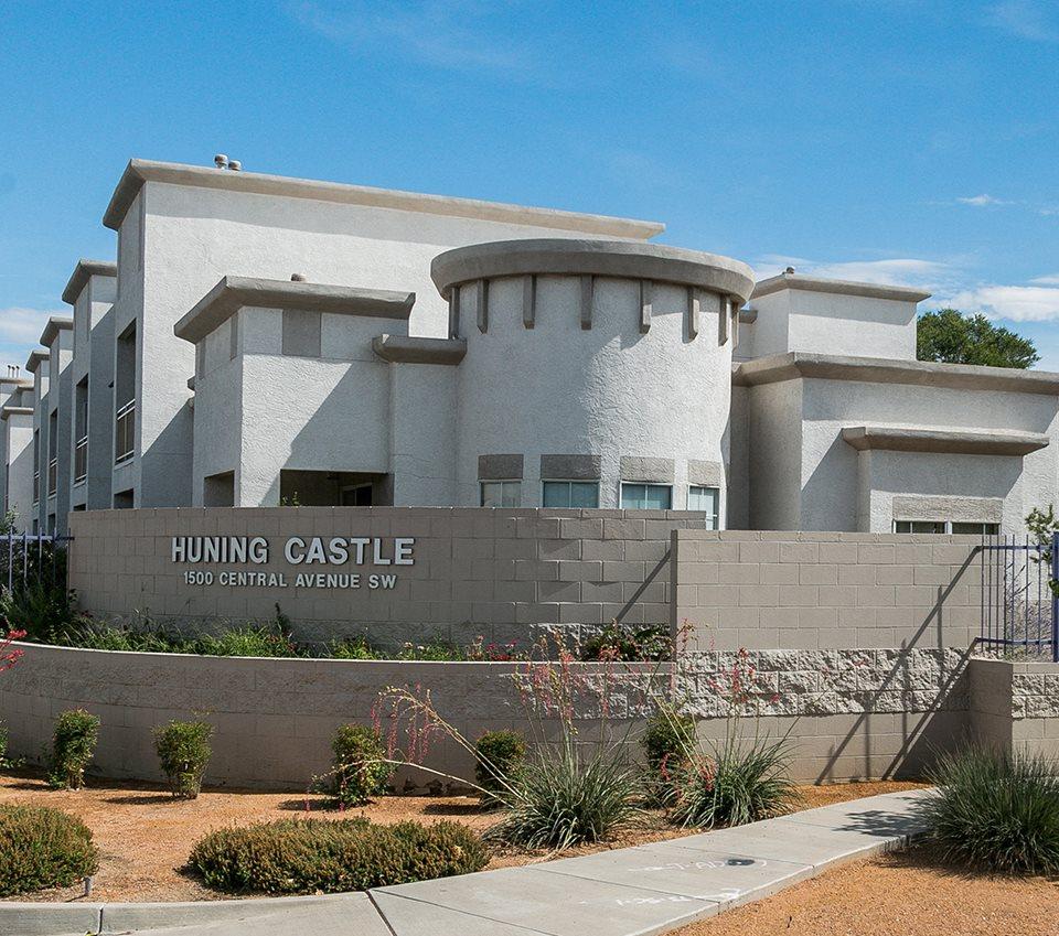 Albuquerque Nm Apartments L Huning Castle