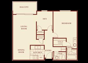 the Malibu floor plan.
