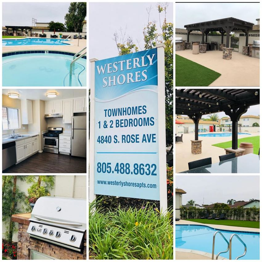 Westerly Shores Apartment Rental in Oxnard Ca