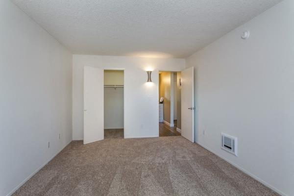 Walk- In Closet in Master Suite