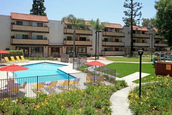 Pool, Sundeck and Gracious Coutyard